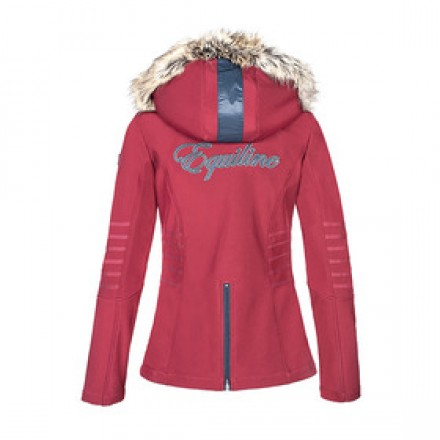 Equiline Jacke CLEMANTIS Softshell